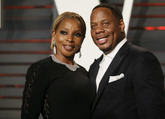 Mary J. Blige files for divorce