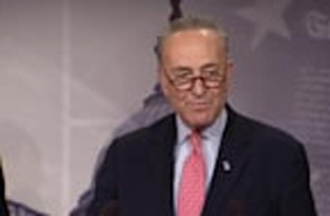 "Repubicans ""could easily come to another nominee"": Schumer"