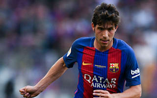 Barcelona's Sergi Roberto ruled out of Spain double-header