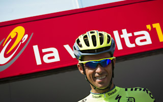 Contador retains Vuelta optimism