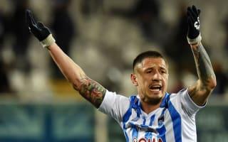 Lapadula undergoes AC Milan medical