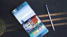 Samsung ha montado estaciones de devolución del Note 7 en los aeropuertos