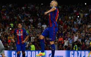 Iniesta should play until he has only one leg - Senna