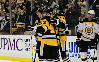 Bruins lose again as Blue Jackets win thriller