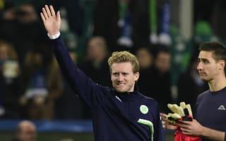 Under-par Wolfsburg deserved to go through - Schurrle