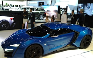 First Arabian 'hypercar' manufacturers to set up factory in UAE next year
