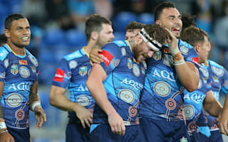 Titans punish Roosters to end winless streak