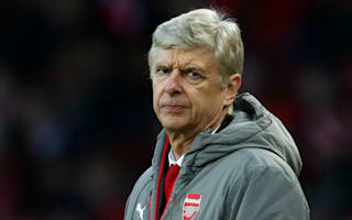 Wenger: Palace's lack of depth could reduce Allardyce effect
