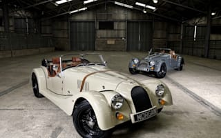 First Drive: Morgan Roadster