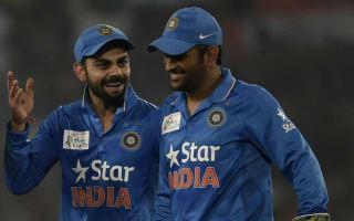 Dhoni lauds 'mature' Kohli