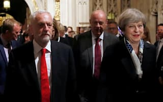 Jeremy Corbyn polls better than Theresa May on Prime Minister suitability