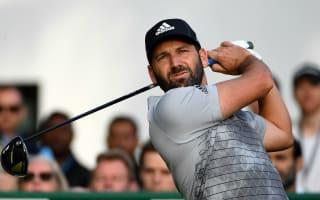 Garcia leads the way in Dubai as Tiger struggles