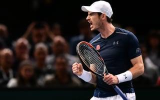 Murray to face Wawrinka in London