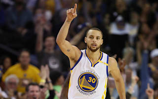 Warriors survive scare, LeBron and Westbrook post triple-doubles