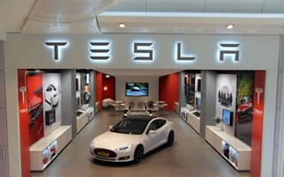 Tesla opens its first UK dealership