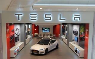 Tesla opens its first UK dealership