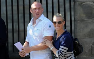 Zara and Mike boost Scottish tourism as they arrive for wedding rehearsal