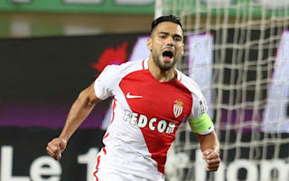 Falcao highlights Monaco ambition after Nancy thrashing