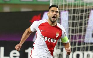 Falcao highlights Monaco ambition after Nancy thrashing