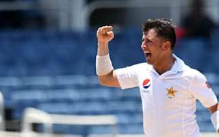 Pakistan wrap up dominant first-Test win over West Indies