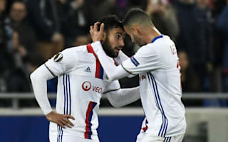 Lyon 4 Roma 2: Fekir and Lacazette brilliance decides last-16 thriller