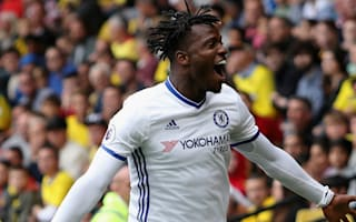 Batshuayi poised to start Chelsea cup tie