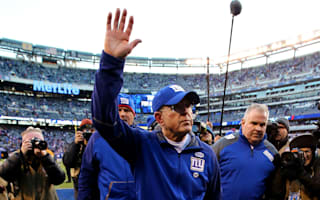 Coughlin admits it's 'time to move on' from Giants