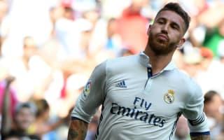 Ramos resumes Real Madrid training ahead of Club World Cup final