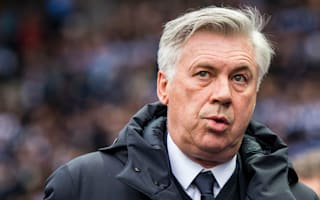 Ancelotti asked to explain middle finger gesture