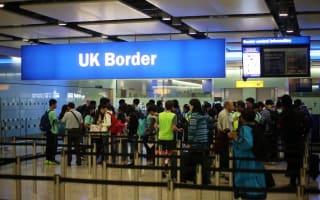 Heathrow passengers being 'let off' customs rules