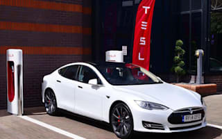 Tesla Model S tops satisfaction survey