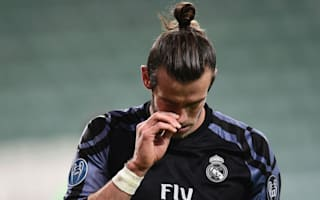 Real Madrid star Bale out of Napoli clash