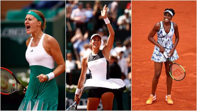 NZer Venus through to French Open quarters