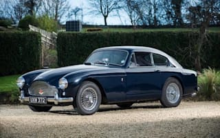 Aston Martin car goes on sale after 56 years in same family