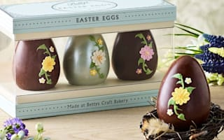 Where can you get the best Easter eggs?
