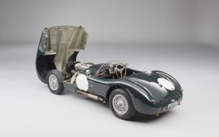 World's finest preserved Jaguar C-Type heads to auction