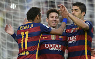 Suarez explains tweaks behind 'MSN' success at Barca