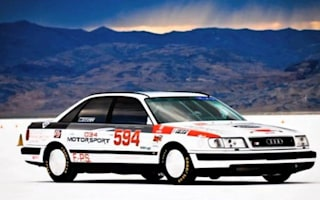 Fastest Audi S4 in the world hits 242mph