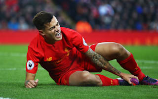 Coutinho set for Liverpool return in EFL Cup semi-final