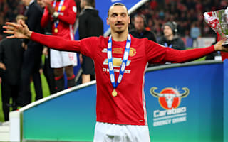 'He had the aura and confidence' - Neville compares Ibrahimovic to Cantona