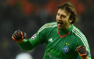Champions League centurion Shovkovskiy ends stalwart Dynamo career