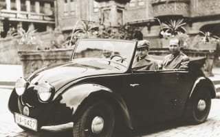 The origins of car manufacturers' names
