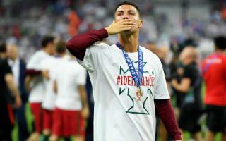 Ronaldo sets sights on 'dream' Confederations Cup triumph