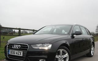 Audi A4 2.0 TDie 165bhp Avant SE: First drive review
