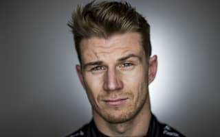 Hulkenberg pokes fun at pink Force India