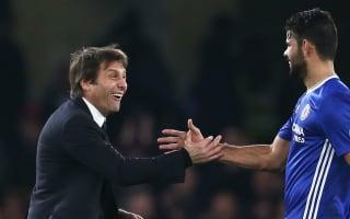Costa form is Conte's greatest achievement - Wilson