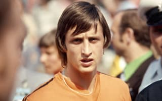 Netherlands pay tribute to Cruyff during France friendly