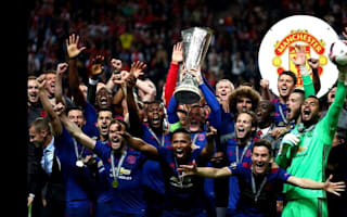 Ajax 0 Manchester United 2: Pogba and Mkhitaryan seal emotional Europa League triumph