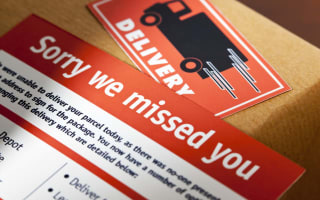 The five worst courier delivery fails