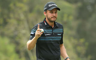 Hanson hits the front to close on first European Tour win